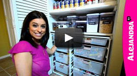 [VIDEO] Insider Tour of Professional Organizer Alejandra Costello