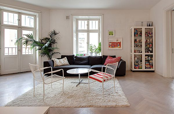 How to choose a carpet for living room